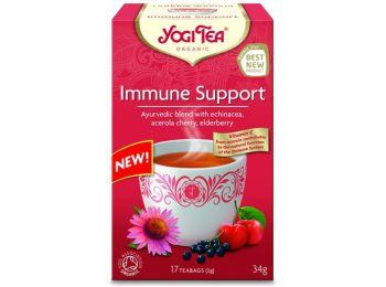 Yogi bio immunerősítő tea 17filter