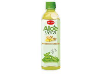 Aleo aloe vera ital gyömbérrel 500ml