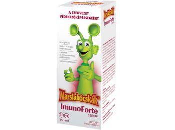 Marslakócskák immuno forte szirup 150ml