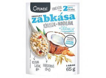 Cornexi zabkása kókusz-mandula-chia mag hcn 65g