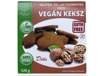 Provega trend gluténmentes diós vegán keksz 120g