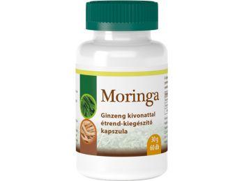 Moringa kapszula ginzeng kivonattal 60db