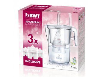BWT vida vízszűrő kancsó manuál +3db filter