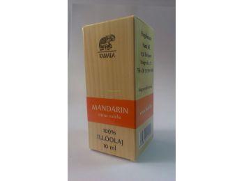 Kamala dobozos illóolaj mandarin 10ml