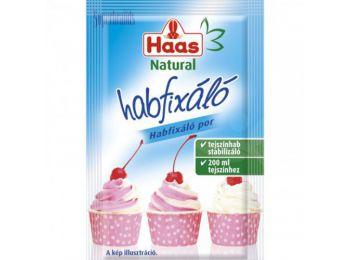Haas natural habfixáló por 10g