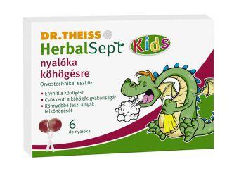 Dr.theiss herbalsept kids nyalóka 6db