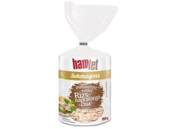 Hamlet rizs-napraforgó-chia 90g