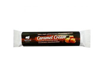 Egészség market étcsoki karamell ízű krémes 40g