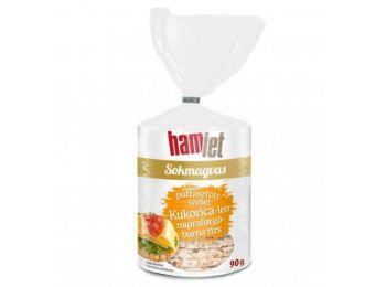 Hamlet rizs-kukorica-sokmagvas 90g