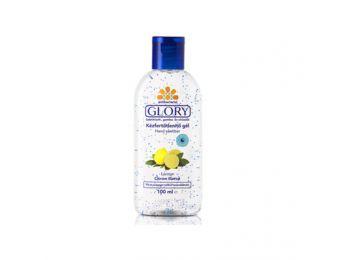Glory alkoholos kézfertőtlenítő gél citrom 100ml