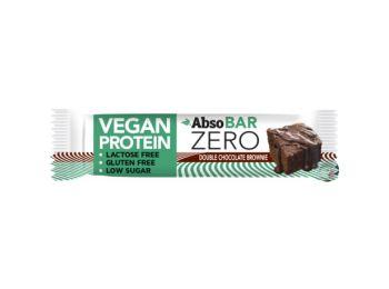 Absobar zero protein szelet duplacsoki 40g