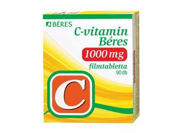 Béres c-vitamin 1000 mg tabletta 90db