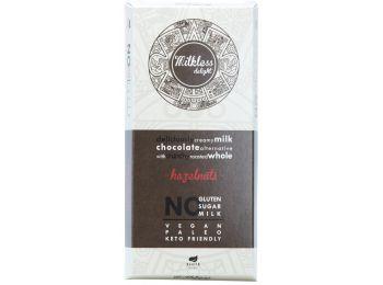 Egészség market csoki milkless mogyoró 80g