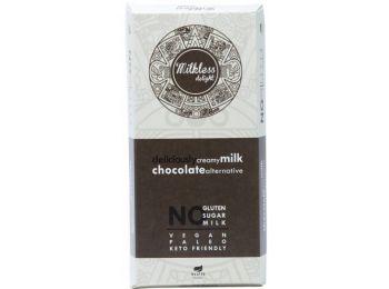 Egészség market étcsoki milkless táblás 80g