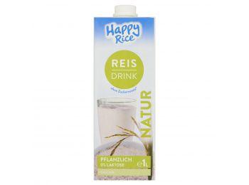 Happy rice rizsital natúr 1000ml