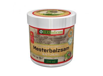Herbioticum mesterbalzsam natural krém 250ml