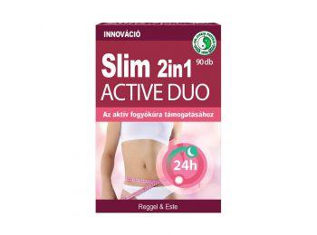 Dr.Chen slim aktiv duo 2in1 kapszula 90db
