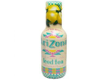 Arizona fekete tea citromos 450ml