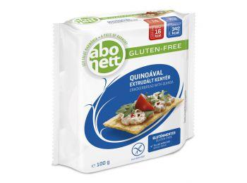 Abonett extrudált gluténmentes kenyér quinoával 100g