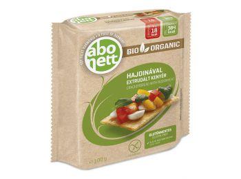 Abonett extrudált gluténmentes bio kenyér hajdinával 100