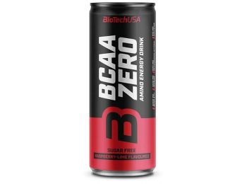 Biotech bcaa zero ital málna-lime 330ml