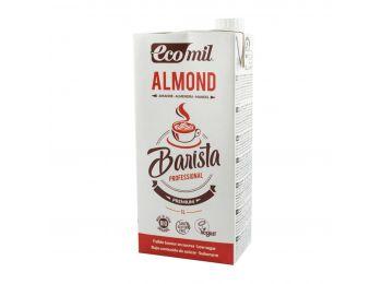 Ecomil bio barista mandulaital csökkentett cukortartalmú 1000ml