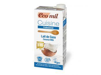 Ecomil bio kókusz főzőalap 500ml