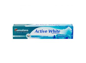 Himalaya fogkrém aktív white frissítő gél 75ml