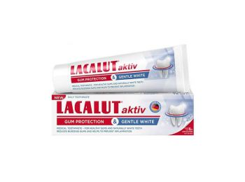 Lacalut fogkrém aktív whitening 75ml