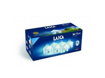 Laica bi-flux vízszűrőbetét univerzális 6db