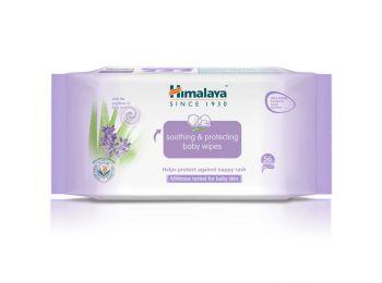 Himalaya herbals baba törlőkendő nyugtató-védő levendula-alo 56db