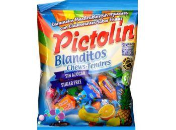 Pictolin blanditos cukormentes puhakaramell gyümölcsös 65