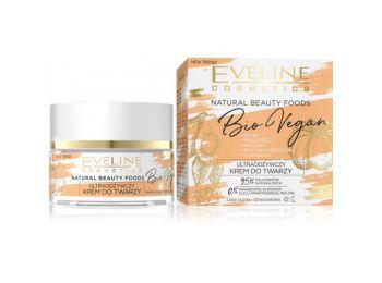 Eveline Cosmetics Bio Vegán - Mandula - Nappali/Éjszakai Krém 50ml