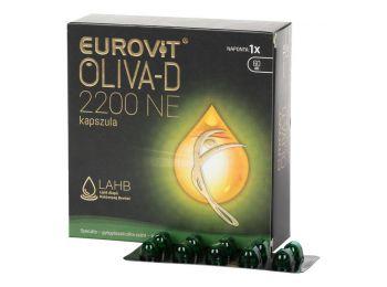 Eurovit oliva-d 2200 ne kapszula 60db