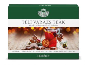 Herbária kedvenc teáim téli varázs 6x5db 30filter