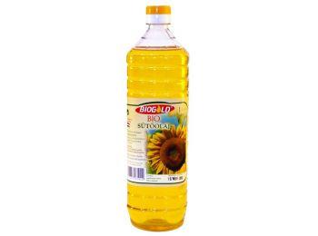 Biogold bio napraforgó olaj 1000ml