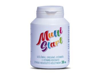MultiStart étrendkiegészítő kapszula 30db