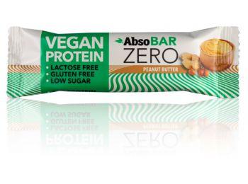 Absobar zero protein szelet mogyoróvaj 40g