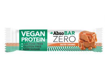 Absobar zero protein szelet sós karamell 40g