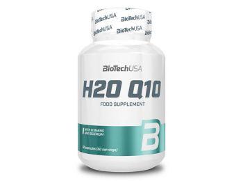 Biotech h2o q10 kapszula 60db