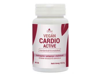 Dr.m vegán cardio active kapszula 60db