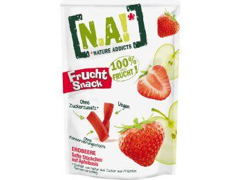 N.a! nature addicts gyümölcsrudacskák eper-alma 35g