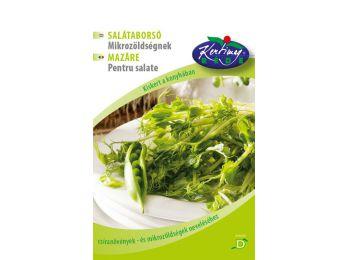 Réde salátaborsó mikrozöldségnek 60g