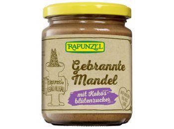 Rapunzel bio pörkölt mandulakrém 250g