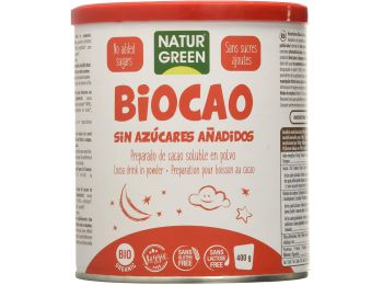 Naturgreen bio instant kakaópor 400g