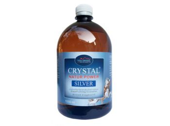 Crystal silver natur power 1000ml