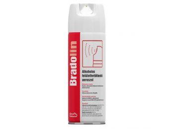 Bradolin alkoholos felületfertőtlenítő aeroszol 500ml