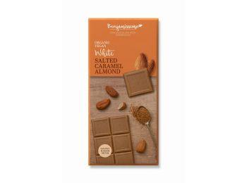 Banjamissimo bio csoki sós karamell+mandula 70g
