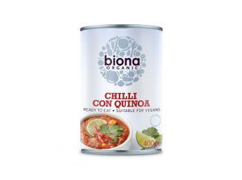 Biona bio chili con quinoa egytálétel 400g