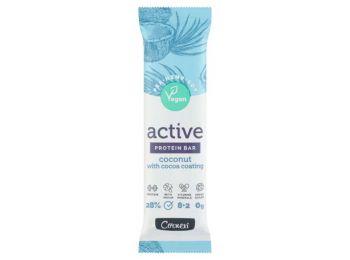 Cornexi protein szelet active kókusz 45g